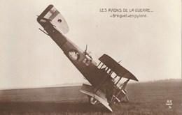 Les Avions De La Guerre - Bréguet En Pylone - 1914-1918: 1ère Guerre
