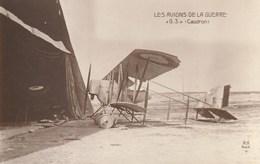 Les Avions De La Guerre - G3 Caudron - 1914-1918: 1st War