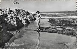 MAROC - AIN-DIAB - Une Jolie Baigneure - Casablanca