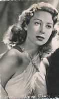 CPSM - Cinema - Acteurs - Martine Carol - Schauspieler
