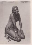 DONNA AFRICANA  AUTENTICA 100% - Cartoline
