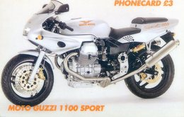 MOTO - International Phonecard - Motorbikes