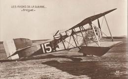 Les Avions De La Guerre - Bréguet - 1914-1918: 1st War