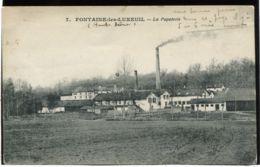 70 - FONTAINE LES LUXEUIL - La Papeterie - Autres Communes