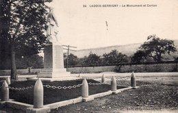 """LADOIX SERRIGNY """"Monument Et Corton"""""""" (CA Beaune) - Autres Communes"""