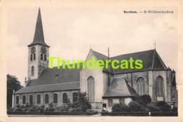 CPA BERCHEM ST WILLIBRORDUSKERK - Belgium