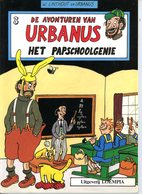 Urbanus 3 - Het Papschoolgenie  (1987) - Urbanus