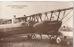 Les Avions De La Guerre - R11 Au Départ - 1914-1918: 1st War