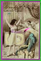 CPA Carte Patriotique - Ah ! Mon Chéri !!! Camarade CAPOUT Humour Sexy EM 189 - Guerra 1914-18