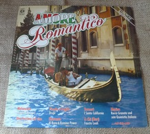 Vinyl Records Stereo 33 Rpm LP Amore Romantico 1983 - Vinyl Records