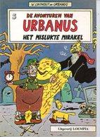Urbanus 5 - Het Mislukte Mirakel (1986) - Urbanus