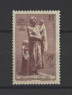 FRANCE.  YT   N° 447  Neuf ** 1939 - France