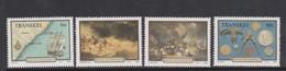 South Africa-Transkei SG 221-224 1988 Grosvenor Shipwreck, Mint Never Hinged - Transkei