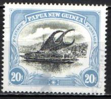 PAPUA NUOVA GUINEA - 2002 - LAKATOI - USATO - Papua Nuova Guinea