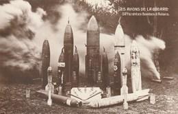 Les Avions De La Guerre - Différentes Bombes D'avions - 1914-1918: 1ère Guerre