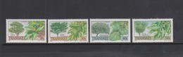 South Africa-Transkei SG 241-244 1989 Trees, Mint Never Hinged - Transkei