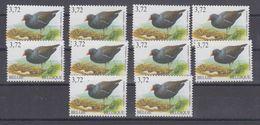 Belgie 2003 Buzin, Waterhoen 1w 10x** Mnh (42692) @ 65% Van Plakwaarde Van 37.20 Euro - 1985-.. Oiseaux (Buzin)
