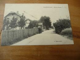 95 - Franconville Rue Du Plessis Bouchard - Franconville