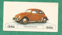 IMAGE CHOCOLAT CEMOI AUTO VOITURE VINTAGE WAGEN OLD CAR CARD  VOLKSWAGEN - Chocolat