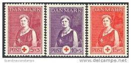 DENEMARKEN 1938 Rode Kruis Serie PF-MNH-NEUF - 1913-47 (Christian X)