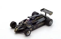 Lotus 91 - Elio De Angelis - 1st GP Autriche 1982 #11 - Spark - Spark