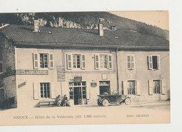 01 MIJOUX HOTEL DE LA VALSERINE CPA BON ETAT - Frankreich