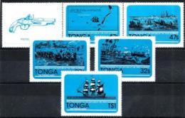 Tonga Nº 492/96 En Nuevo - Tonga (1970-...)