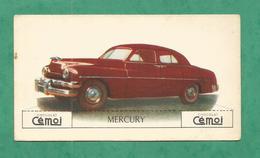 IMAGE CHOCOLAT CEMOI AUTO VOITURE VINTAGE WAGEN OLD CAR CARD  MERCURY - Chocolat