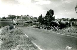 N°72813 -cpsm Martigné Briand -le Pont Sur Le Layon- - Sonstige Gemeinden