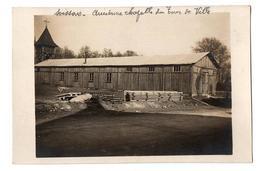 SOISSONS ANCIENNE CHAPELLE DU TOUR DE VILLE CARTE PHOTO - Soissons