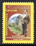 Nicaragua 2665 Machu Picchu - Geography