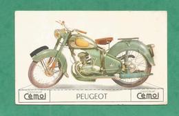 IMAGE CHOCOLAT CEMOI MOTO MOTOCYCLE PEUGEOT - Chocolat