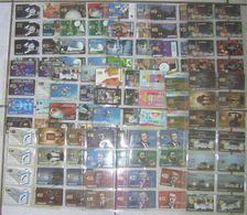 FRANCE - Télécarte - Lot De 480 Télécartes Dans Des Supports Transparants - Quelques Doubles Possible - Télécartes
