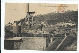 Gard , St Martin De Valgalgues , Les Houilleres - Mines