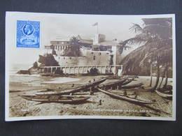 AK Gold Coast Christiansborg Accra 1932 // D*38094 - Ghana - Gold Coast