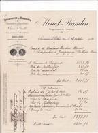 55-Minot-Baudin..Exploitation De Carrières, Pierre De Taille..Savonnières-en-Perthois..(Meuse)..1910 - France