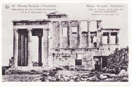 GRECE - ATHENES - ACROPOLE - Grèce