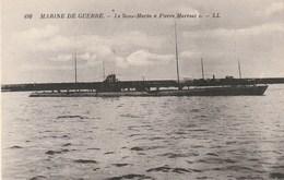 """Le Sous-Barin """"Pierre Marrast"""" - U-Bot - Sous-marins"""