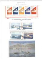 Sud Africa  PO 1996 Nuova Costituzione    Scott.948 Strip. See Scan On Scott.Page; - Usati