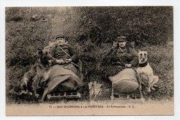- CPA DOUANE - Nos Douaniers à La Frontière - En Embuscade (belle Animation) - Edition E. C. N° 71 - - Customs
