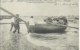 Grandcamp Les Bains,L'Embarquement 1903 - France