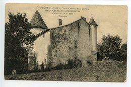 Piégut Pluviers Vieux Château De La Grelière - France