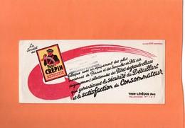 BUVARD. THUN-LEVEQUE (NORD). PATES CREPIN  Achat Immédiat - Food