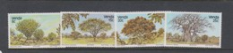 South Africa-Venda SG 63-66 1982 Indigenous Trees, Mint Never Hinged - Venda