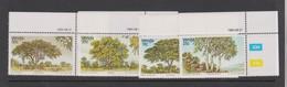 South Africa-Venda SG 95-98 1984 Indigenous Trees, Mint Never Hinged - Venda