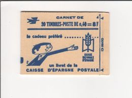France -  N° 1536B - C2 Neuf - Non Ouvert - Carnets