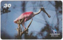 BRASIL I-006 Magnetic Telemar - Animal, Bird - Used - Brasilien