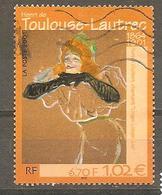 FRANCE 2001 Y T N ° 3421  Oblitéré - Francia