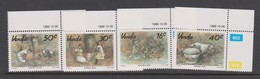 South Africa-Venda SG 179-182 1988 Watercolours, Mint Never Hinged - Venda
