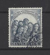 ALLEMAGNE BERLIN.  YT  N° 59  Obl  1950 - Oblitérés